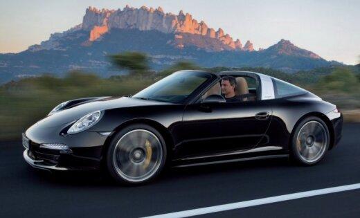 Спорткары Porsche 911 лишатся атмосферных моторов