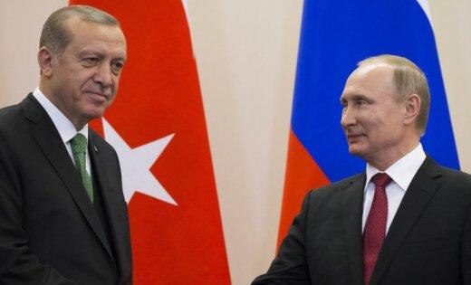 ВСочи проходит встреча Владимира Путина иЭрдогана