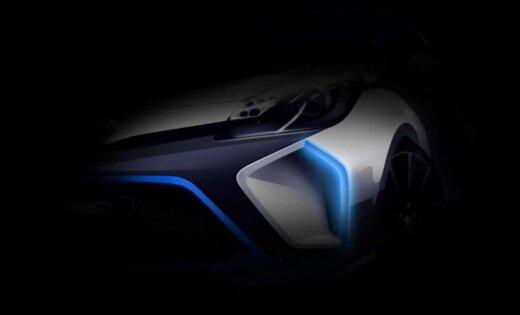 Toyota планирует начать массовое производство электромобилей