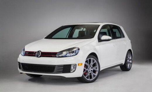 'VW Golf GTI' ražošanu noslēdz ar divām speciālajām versijām