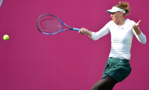 Шарапова впервые за пять месяцев вышла в четвертьфинал турнира WTA