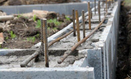 Būvniecības izmaksas turpina palielināties