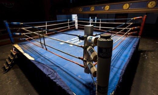 У латвийского боксера Волкова — бронза на турнире в Германии