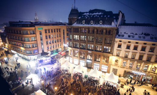 В выходные дни в Вецриге состоится фестиваль уличной еды