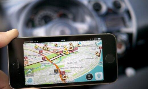 На Рижской окружной дороге— большие пробки из-за игнорирующих ремонтные светофоры водителей
