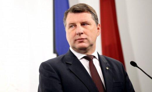 """Президент прокомментировал попытки России при помощи """"мягкой силы"""" повлиять на латвийцев"""