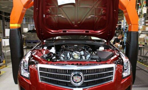 GM заплатит $35 млн за поздний отзыв неисправных автомобилей