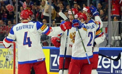 МОК разрешил хоккейной сборной России сыграть на Олимпийском турнире