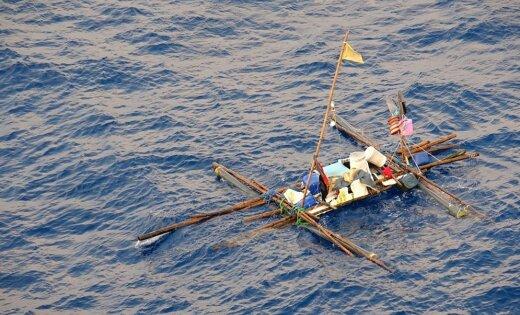 Рыбаки выжили после того, как их судно потопил двухметровый марлин