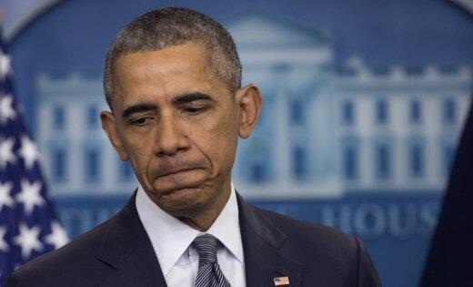 Максим Артемьев. Плач по Обаме