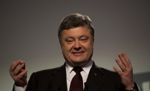 Порошенко запланировал официальные визиты вЛатвию иДанию