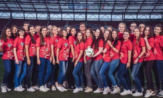 Около 5,5 тыс. претендентов вволонтеры ЧМ-2018 выбрали Нижний Новгород