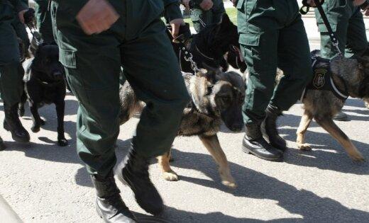Par mēģinājumu piekukuļot robežsargu aiztur Krievijas pilsoni