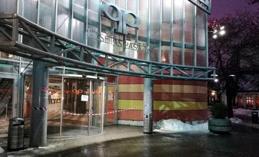 Būvniecības uzraugs nekonstatē bīstamību Jelgavas tirdzniecības centrā 'Pilsētas pasāža'