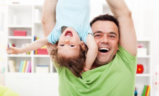 В Латвии отмечают День отца