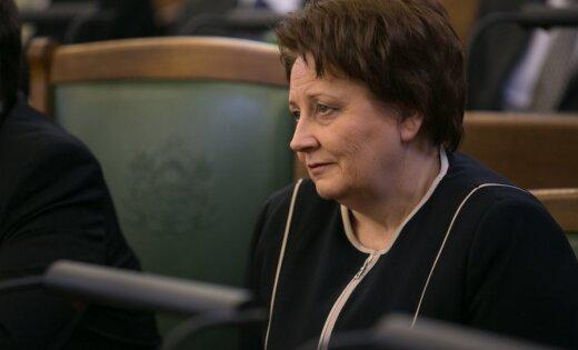 Страуюма: об отмене санкций против России не может быть и речи
