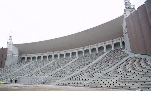 БНЗ разрешило продолжить конкурс на перестройку эстрады Межапарка