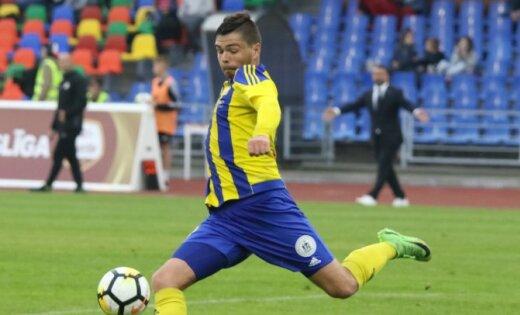 'Ventspils' graujoši sāk Eiropas līgas atlasi, 'Liepāja' piedzīvo sakāvi mājās, 'Riga FC' minimāli zaudē Sofijā