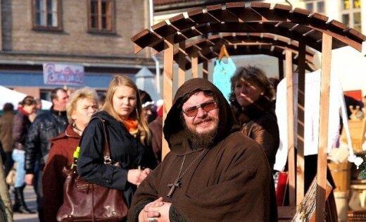 Nedēļas nogalē notiks pilsētas festivāls 'Dzīres Kuldīgā'