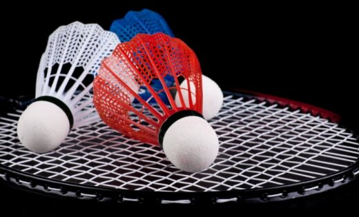 Latvijas badmintonistes uzzinājušas pretinieces Eiropas čempionātā