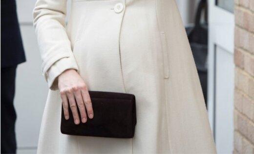 ФОТО: Странные пальцы Кейт Миддлтон шокировали журналистов