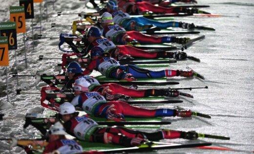 Arbitrāžas tiesa daļēji anulē ukraiņu biatlonistes Abramovas dopinga diskvalifikāciju