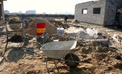Būvniecībā pērn smagi cietis 41 strādājošais; divi miruši, norāda VDI