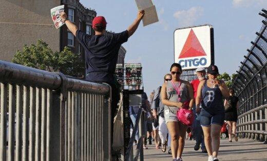 Krīzes plosītā Venecuēla Trampa inaugurācijai ziedojusi iespaidīgu naudas summu