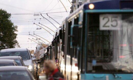 Rīgas Satiksme' 'reformēs' daudzas pieturvietas