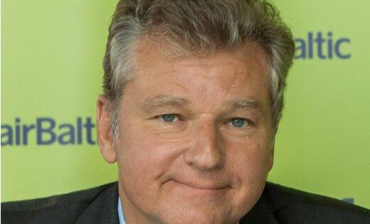 Немецкий бизнесмен стал совладельцем airBaltic