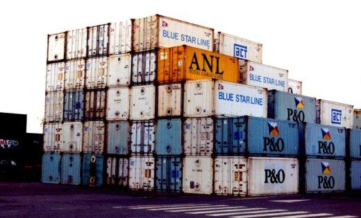 Latvijas preču eksports pirmajā pusgadā audzis par 10,3%; imports – par 13,9%
