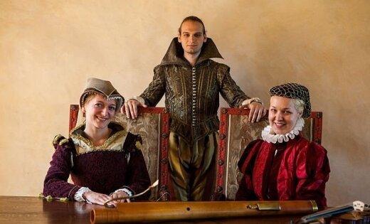 'Rīgas biržā' skanēs Šekspīra laika mūzikas koncerts 'Viljam, kas ir mīlestība?'