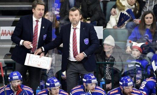 Znaroka un Vītoliņa trenētā SKA atkal uzvar Karsumu un Maskavas 'Dinamo'