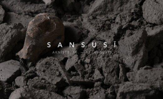 'Sansusī' izsludina piekto festivālu un aicina uz vakaru Rīgā 'Tu jau zini Kur'