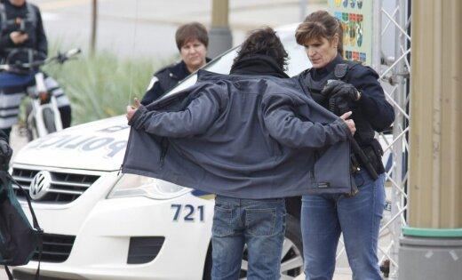 ВКанаде женщинам-полицейским разрешили носить хиджаб