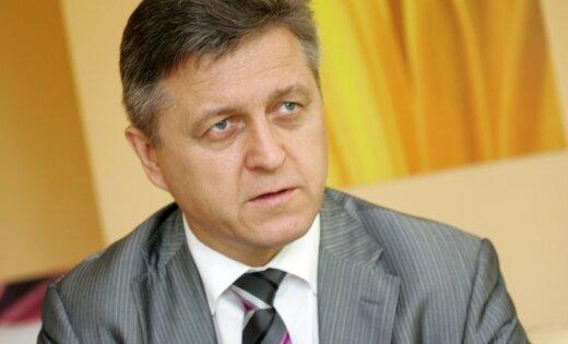Latvijas preču zīmes 'Valdo' īpašnieks un uzņēmējs Vaļķūns stājies Biržu mēra amatā