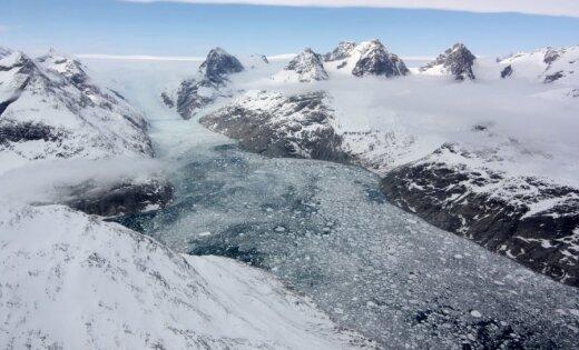 В тающих ледниках Гренландии обнаружили ядерную угрозу