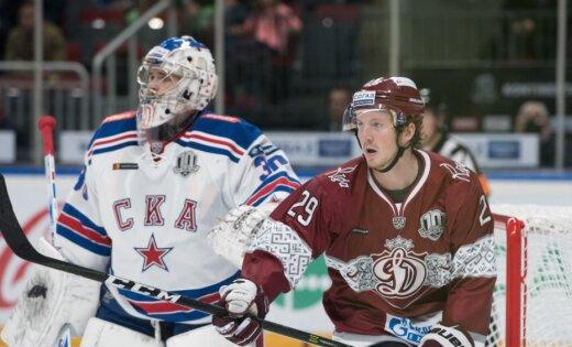 СКА обыграл рижское «Динамо» иодержал шестую победу подряд
