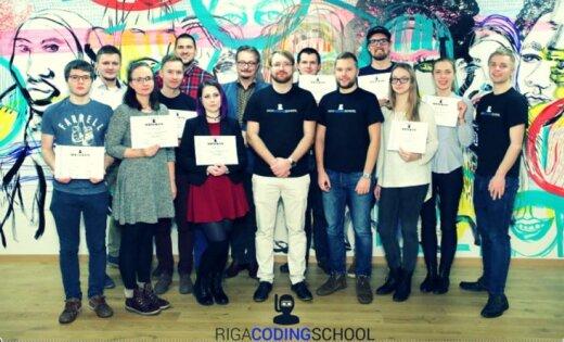 В Риге открылась школа интенсивного обучения программированию для взрослых— Riga Coding School