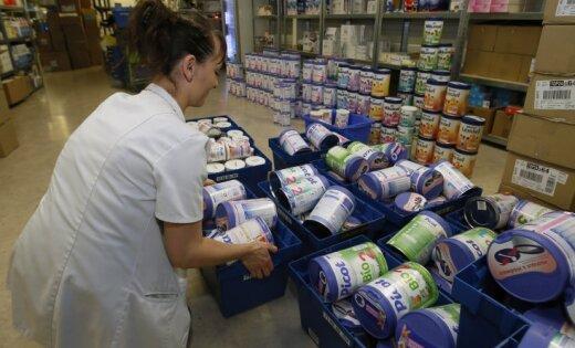 Lactalis отзовет детское питание в 83 странах мира из-за опасности сальмонеллы
