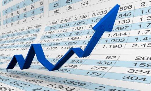 Eurostat: годовой прирост экономики Латвии - один из самых больших в ЕС