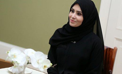 Спосла ОАЭ хиджаб неснимали— Рижский аэропорт
