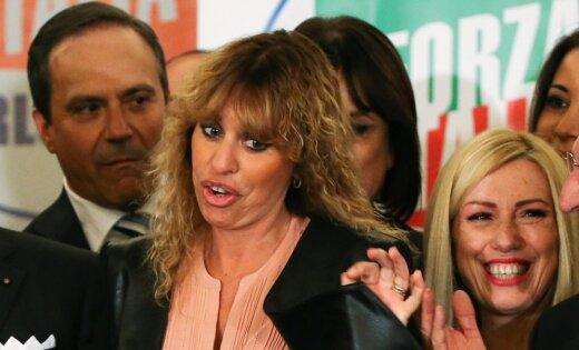 Внучка Муссолини стала депутатом Европарламента