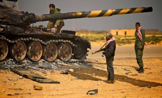 В 2011 году — рекордное количество войн после 1945-го