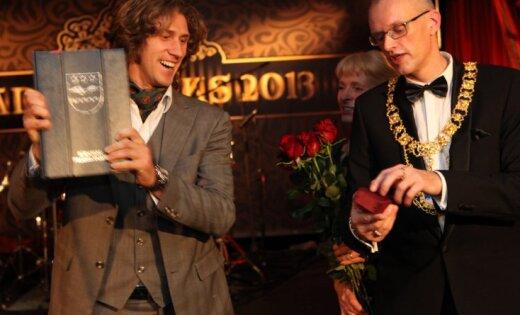 Aleksandrs Samoilovs - Jūrmalas Gada cilvēks 2013