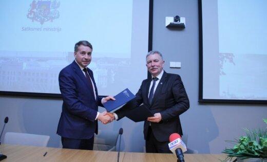 SM un LU paraksta memorandu par sadarbību pētniecībā un inovāciju izstrādē