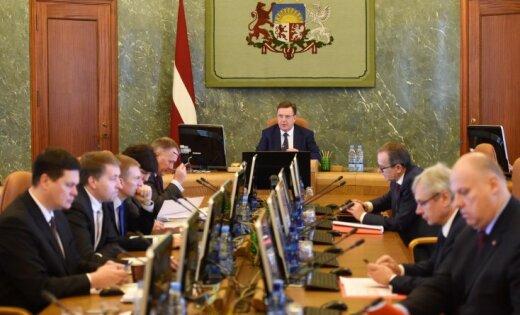 Расходы Кабинета министров в будущем году вырастут на 1,58 млн евро