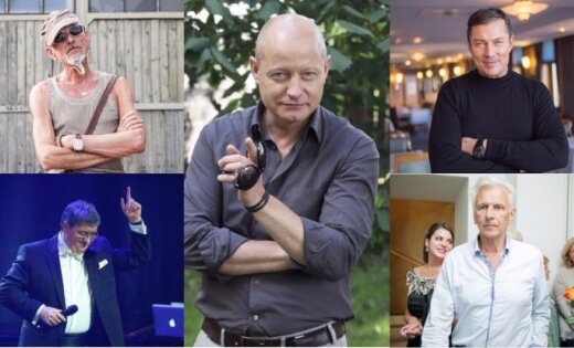 Ar pieredzi un šarmu: valdzinoši latviešu vīrieši pēc 45
