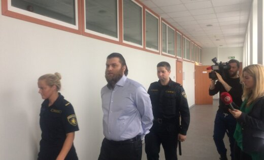 Administratoru Sprūdu pret 500 000 eiro drošības naudu atbrīvo no apcietinājuma