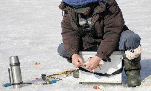 Jelgavas novadā bojā gājis šogad pirmais zemledus makšķernieks